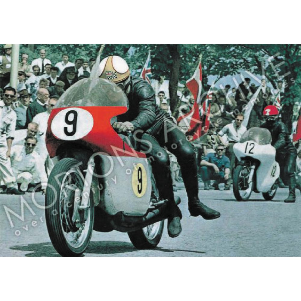 Mike Hailwood - A3 Poster / Print