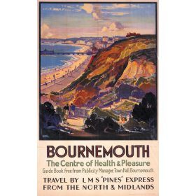 Bournemouth: The Centre of Health & Pleasure