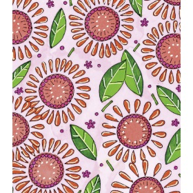Calming Art - Catherine Gray - Print - Flower Design 1 - A3 Print