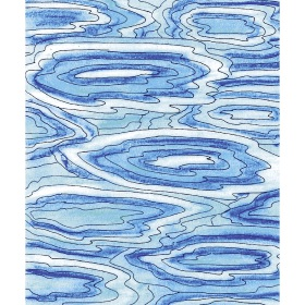 Calming Art - Catherine Gray - Print - Ripples - A3 Print