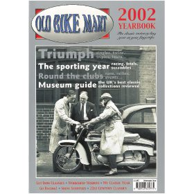 Old Bike Mart Yearbook 2002 (OBM)