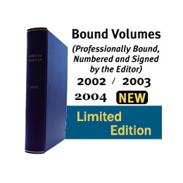 Bound Volume - Heritage Railway 2002