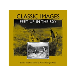 Classic Images - Feet Up in the 50s (Softback)