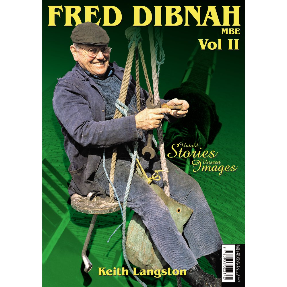 Fred Dibnah MBE: Volume 2 by Keith Langston (Bookazine)