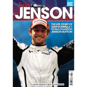 Just Jenson by David Addison & Bob Constanduros (Bookazine)