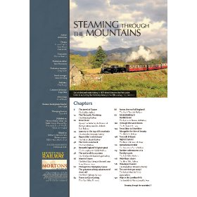 Steaming through the Mountains by Robin Jones Bookazine