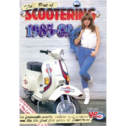 The Best of Scootering 1985-89 by Gary Thomas (Bookazine)