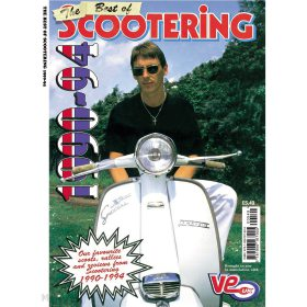 The Best of Scootering 1990-94 (Bookazine)
