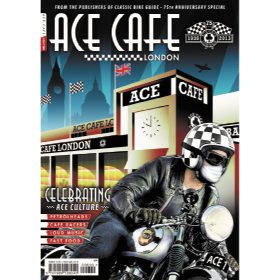 Bookazine - Ace Cafe