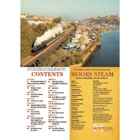 Moors Steam by Robin Jones (Bookazine)