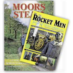 Bookazine - Bundle: Moors Steam + Rocket Men