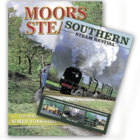 Bookazine - Bundle: Moors Steam + Southern Steam Revival