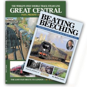 Bookazine - Bundle: Great Central + Beating Beeching