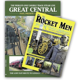 Bookazine Multipack: Great Central and Rocket Men