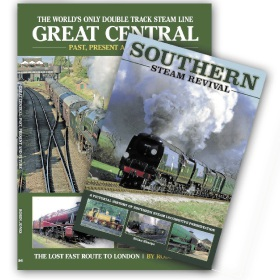 Bookazine - Bundle: Great Central + Southern Steam Revival