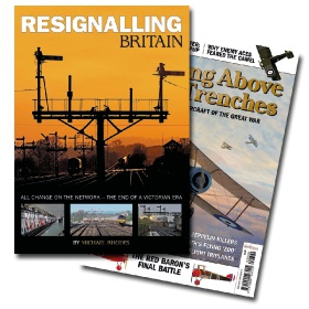 Bookazine - Bundle - Resignalling Britain + Duelling Over The Trenches