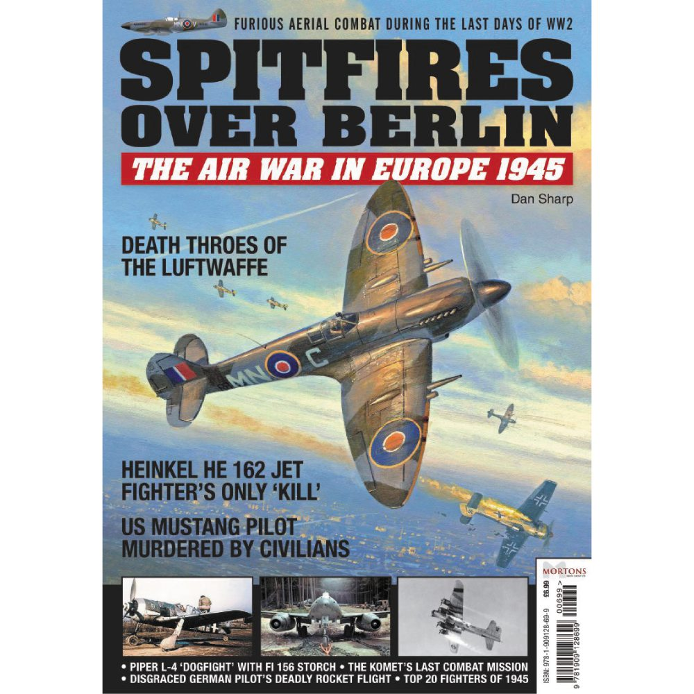 Bookazine - Spitfires over Berlin