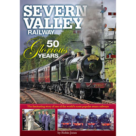 Bookazine - Severn Valley Railway 50 Glorious Years