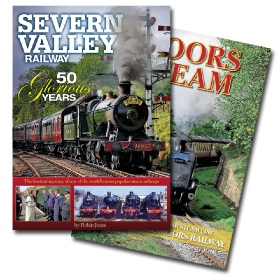 Bookazine - Bundle - Severn Valley Railway + Moors Steam
