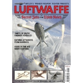 Bookazine - Luftwaffe - Secret Jets of the Third Reich