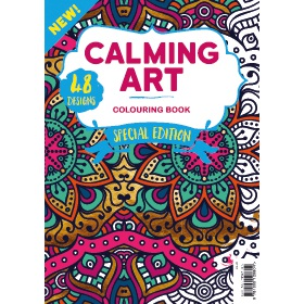 Bookazine - Calming Art Special Edition