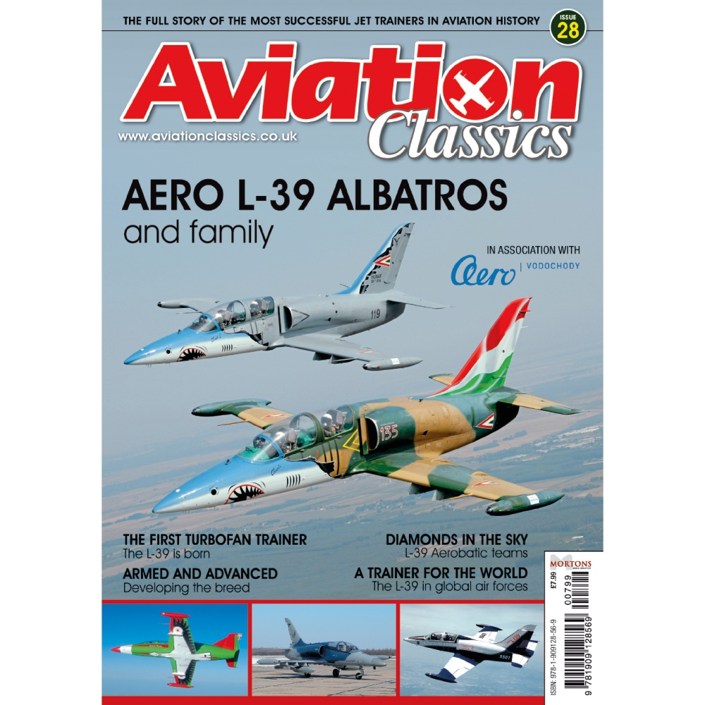 Bookazine Aviation Classics 28 Aero L-39 Albatros