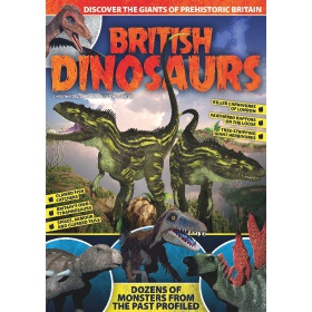 Bookazine - British Dinosaurs