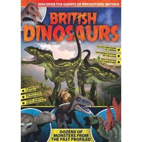 Bookazine - British Dinosaurs