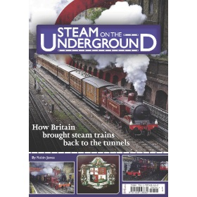 Bookazine - Steam on the Underground