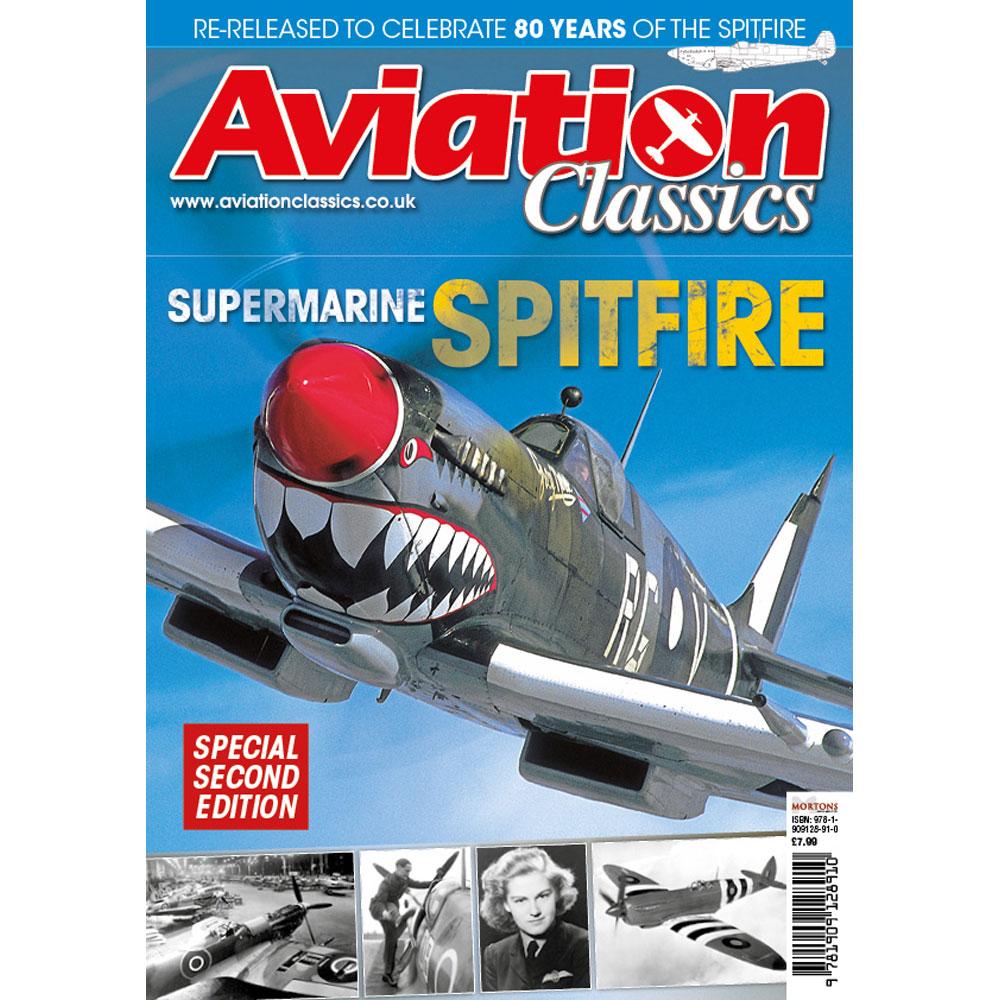 Bookazine - Aviation Classics - Supermarine Spitfire Reprint