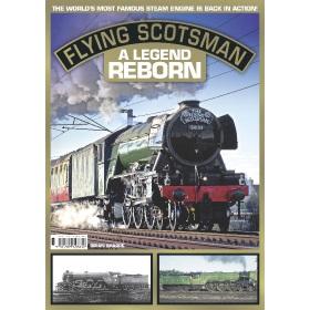Bookazine - Flying Scotsman - The Legend Reborn - Book