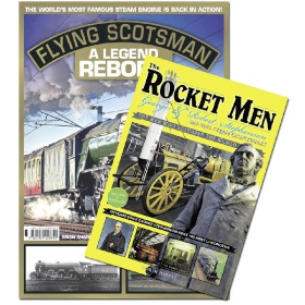 Bookazine - Bundle - Flying Scotsman + Rocket Men