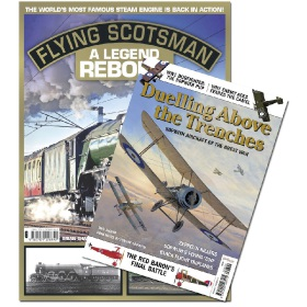 Bookazine - Bundle - Flying Scotsman + Duelling Above the Trenches