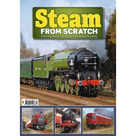 Bookazine - Steam from Scratch - Book