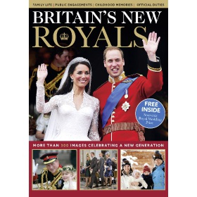 Bookazine - Britain's New Royals - Book