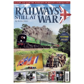 Bookazine - Railways Still at War