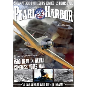 Bookazine - Pearl Harbor 75th Anniversary - A day which will live in infamy - Book