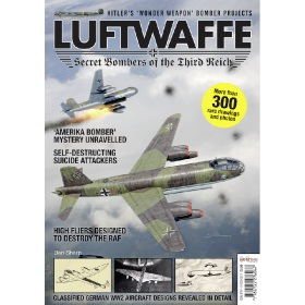 Just arrived - Bookazine - Luftwaffe: Secret Bombers of the Third Reich - Book