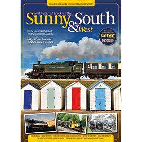 Bookazine - Sunny & South West - Book