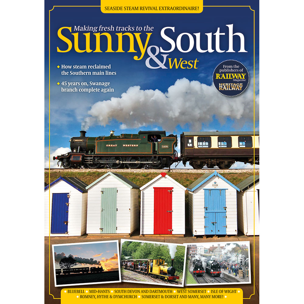 Bookazine - Sunny and South West