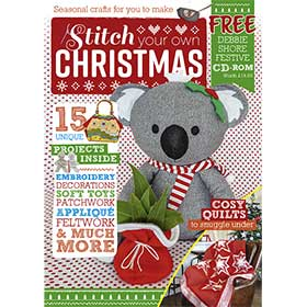 Bookazine - Stitch Your Own Christmas - Book