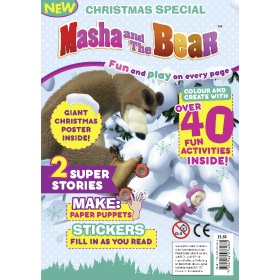 Masha and The Bear - Children's Comic
