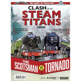 Bookazine - Clash of the Steam Titans