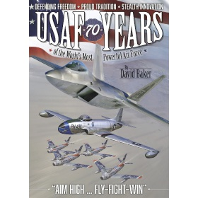 Bookazine - USAF 70 Years of the World's Most Powerful Air Force