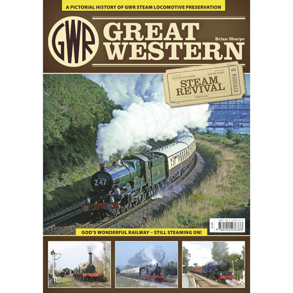 Bookazine - Great Western Steam Revival