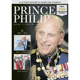 Prince Philip - Duke of Edinburgh - Book (Bookazine)