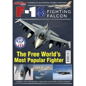 F-16 Fighting Falcon - Book (Bookazine)