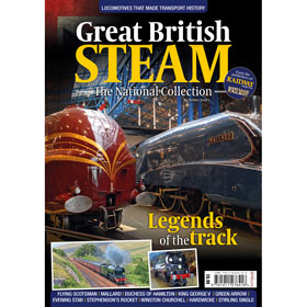 Great British Steam - The National Collection Book