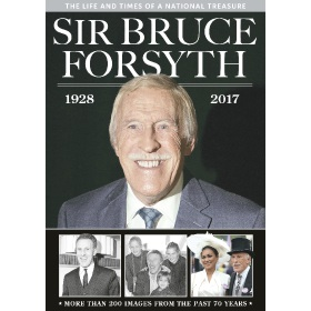 Sir Bruce Forsyth Book