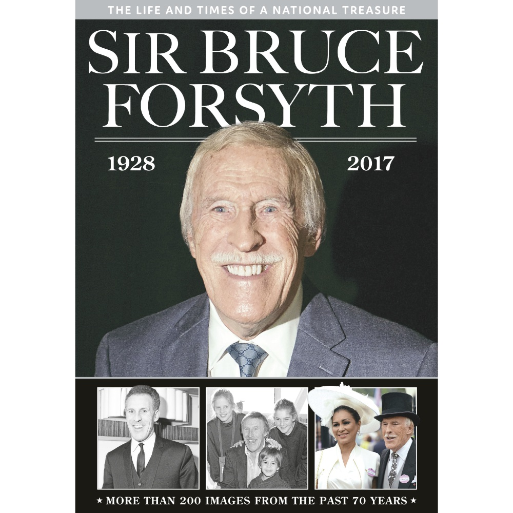 Sir Bruce Forsyth - Book